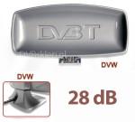 DV W(podstawa) doodbioru DVB-T itelewizji analogowej