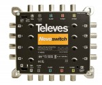 Multiswitch 5x5x8 NevoSwitch Televes 714503