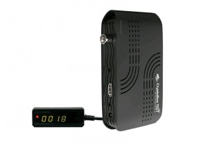 Cryptobox 702T mini DVB-T/T2 H.265 HEVC
