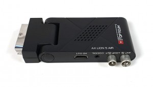 Opticum AX Lion 5 Air DVB-T2/T H.265