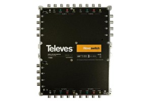 Multiswitch 9X9X12 Televes Nevoswitch 714602
