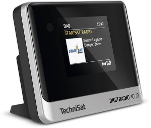 Radio cyfrowe DAB+, FM, radio internetowe DigitRadio 10 IR Technisat  - outlet
