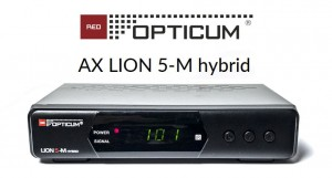 Opticum AX Lion 5-M HYBRID - outlet