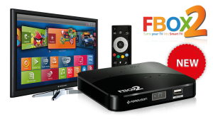 Ferguson FBOX 2 Android Smart TV
