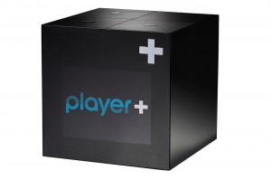 Player+ BOX DTI744