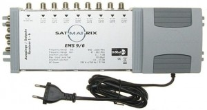 Multiswitch Satmatrix MS-9/6