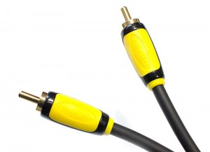 Kabel chinch RCA-RCA 3.0m coaxial Cabletech