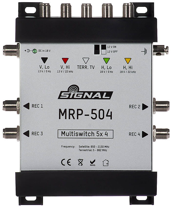 Multiswitch Signal MRP-504