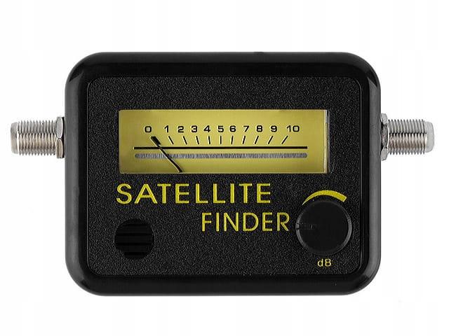 Miernik Sygnału Satelitarnego Satellite Finder