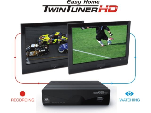 BestBuy Tuner TV DVB-T Easy Home Twin Tuner HD