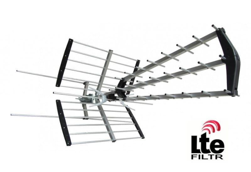 Antena Opticum AX 1000+ Combo VHF UHF