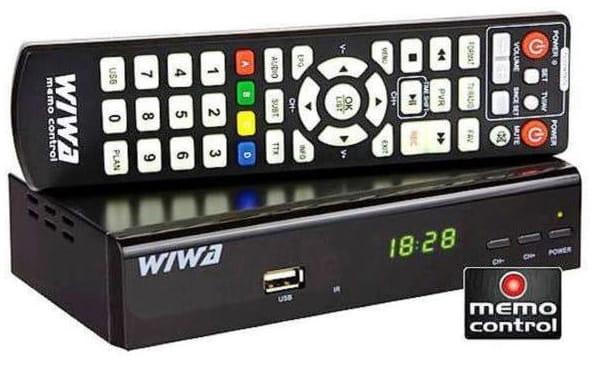 Wiwa hd 90 memo control.